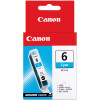 CANON BCI-6 CYAN INK CARTRIDGE TO SUIT S800