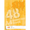 OFFICE CHOICE EXERCISE BOOK A4 48 PAGE 8MM      ong ** discontinued **