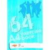 OFFICE CHOICE EXERCISE BOOK A4 64pg         ong ** discontinued **