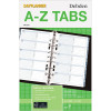 DEBDEN A - Z TABS FOR DESK EDITION DAY PLANNER
