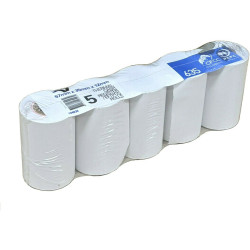 VICTORY EFTPOS ROLLS  PKT of 5 57 x 35 x 11.5MM THERMAL
