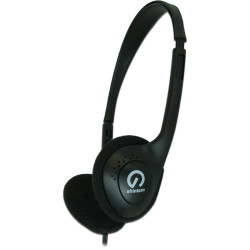 SHINTARO HEADPHONES LIGHT WEIGHT STEREO WITH VOLUME CONTROL