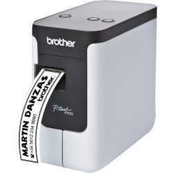 BROTHER P-TOUCH LABELLING MACHINE PT-P700 Label Machine